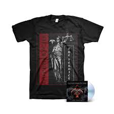 <b>Queensrÿche - The Verdict</b> Limited Edition Digipak + Justice Black T ...