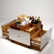 a mobile bar from architect and furniture designer isay weinfeld architect furniture