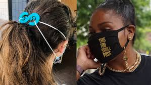 <b>Face mask</b> accessories: Where to buy mask chains, lanyards ...