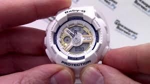 <b>Часы Casio</b> Baby-G LOV-16A-7A - Инструкция, как настроить от ...