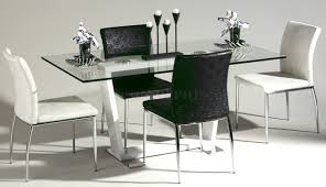 Acrylic Dining Room Chairs Dining Table Centerpiece Ideas Clear Clear Glass White Dining