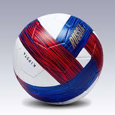 <b>Мяч футбольный</b> RUSSIA, размер 5 KIPSTA - купить в интернет ...