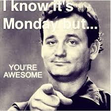 It's monday! But.... #monday #awesome #meme #fun #funny #instafun ... via Relatably.com