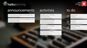 innovative education solutions provider haiku learning to release haiku learning for windows 8 dashboard