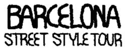 Barcelona <b>Street Style</b> Tour