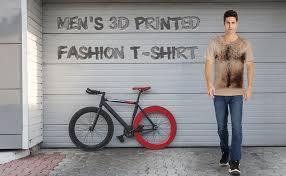 RAISEVERN T Shirts for Men Women 3D Printed ... - Amazon.com