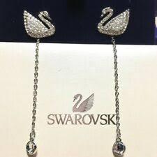 Модные <b>серьги</b> из сплава кристалл <b>Swarovski</b> - огромный выбор ...