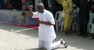 Image result for GOVERNOR PROPHET FAYOSE PREDICTIONS FOR 2017