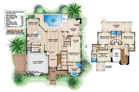 Coastal House Plan   Bay Cottage House Plan   Weber Design GroupBay Cottage House Plan