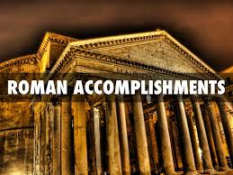 rome accomplishments by emily wallin
