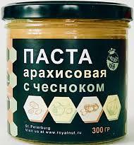 Купить <b>Royal Nut Арахисовая паста</b> с чесноком - Ореховая <b>паста</b> ...
