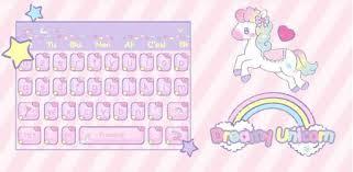 <b>Dreamy Unicorn</b> keyboard - Apps on Google Play