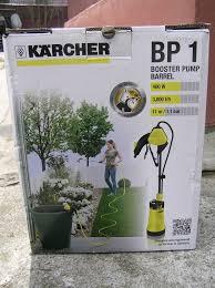 Обзор от покупателя на <b>Погружной</b> дренажный <b>насос Karcher</b> BP ...