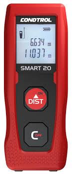 <b>Лазерный дальномер CONDTROL Smart</b> 20 1-4-096 - цена ...