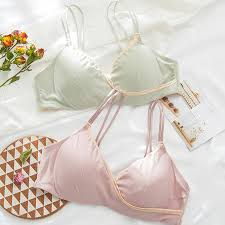 <b>Roseheart New Women</b> Fashion Orange Pink Sexy Lingerie Bras ...