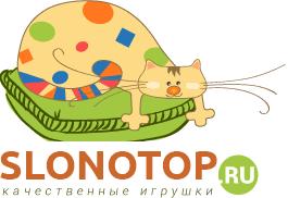 Интернет-магазин роботов и <b>интерактивных игрушек</b> Slonotop