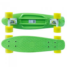 <b>MaxCity Скейтборд</b> MC Plastic Board small - Акушерство.Ru
