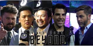star trek beyond n premiere interviews spotlight star trek beyond n premiere interviews