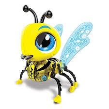РобоЛайф <b>1 TOY</b> Т16238 Пчелка (<b>модель для сборки</b>) 20х25х4 ...