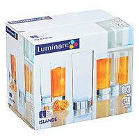 <b>Набор стаканов</b> 6 шт <b>Luminarc</b> в Беларуси.