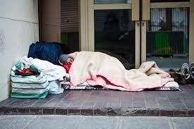Znalezione obrazy dla zapytania bezdomni w III RP zdjęcia