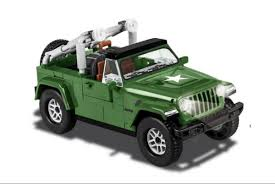 <b>Конструктор COBI</b> Джип <b>Jeep Wrangler Military</b> COBI-24095 ...