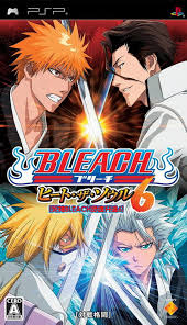 images?q=tbn:ANd9GcQwsVjcW4JRfAhVhonzOGRPqr6B21EWxB kYhVIQKF9aybeBZGs - Bleach Heat The Soul 6 (JPN) With CWCheat PSP ISO CSO