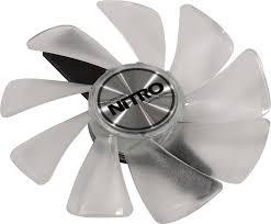 <b>Кулер</b> для видеокарты <b>Sapphire Nitro Gear</b> LED Fan 4N001-02-20G