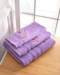 <b>Комплект полотенец</b> с вышивкой Gardenia <b>3</b> шт. Finera 150040 ...