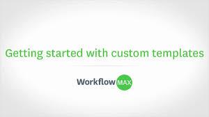 creating custom templates tutorial tv