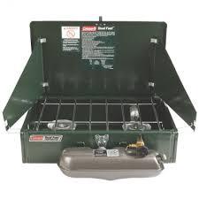 <b>Плита бензиновая Coleman 2</b> Burner 424 Темно-зеленый ...