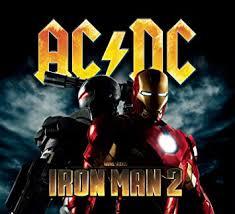 <b>AC</b>/<b>DC</b> - <b>Iron</b> Man 2 (CD/DVD) - Amazon.com Music