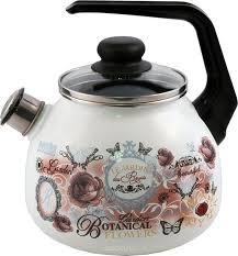 """<b>Чайник Appetite</b> """"Roses"""", со свистком, <b>3 л</b>. 4с209я — купить в ..."""