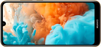 <b>Смартфон HUAWEI Y6</b> 2019 - безрамочный HD-экран, стильный ...