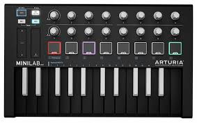 <b>Arturia MiniLab MkII</b> Inverted. Анонс новой <b>MIDI</b>-<b>клавиатуры</b>