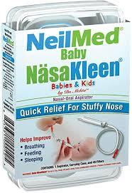 Baby NäsaKleen Nasal Aspirator - Baby Shower Gift ... - Amazon.com