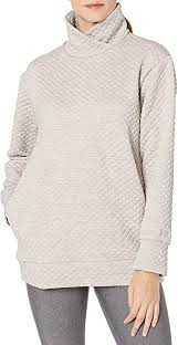 New Balance womens Nb Heat Loft Pullover Hoodie ... - Amazon.com