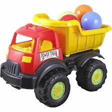 Купить машинку <b>Грузовик</b> с шариками <b>Pilsan</b> 6509 недорого в ...