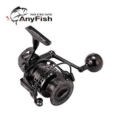 Original <b>ANYFISH</b> METAL X <b>Spinning Fishing Reel</b> 2000 3000 4000 ...