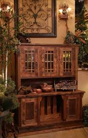 rustic hutch dining room: designing eclectic dining room using wood sideboard cabinet amp rustic hutch rustic sideboard