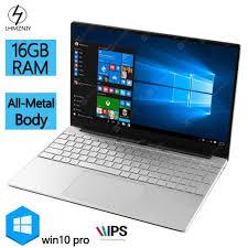 <b>KUU A9 14.1-inch Laptop</b> 16GB RAM Intel Celeron 3867U Metal ...
