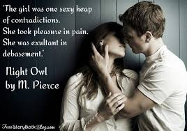 Night Owl by M. Pierce Blog Tour – Guest Post, Review & Giveaway ... via Relatably.com