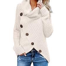 Womens Oversized Sweaters Knitted Ugly <b>Christmas</b> Girls <b>Korean</b> ...