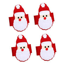 household dining table set christmas snowman knife:  pcs christmas santa clause napkin package sets cover for home hotel party dining table office