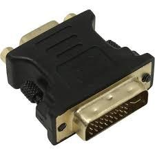 Переходник <b>DVI</b>-I < -> VGA <b>5bites</b> VD1028G — купить, цена и ...