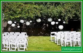 backyard wedding lighting ideas home landscaping backyard wedding lighting