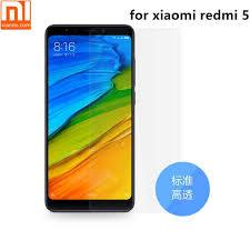 Online Shop <b>2pcs original xiaomi</b> redmi 5 screen protectors anti ...