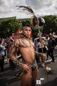 photo essay gay pride portraits a photo portrait essay of the gay pride parade in paris in 2013 instead of moving along the i attempted to create a mobile photo sudio in the