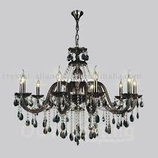 contemporay black crystal chandelier lightfoyer metal chandelier with shades black crystal chandelier lighting
