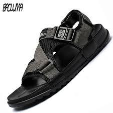<b>Lightweight Soft Man Beach</b> Sandals Summer Men'S Design Roman ...